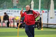 """欧中体育发展协会青训专家顾问团""""台州行""""第三讲"""